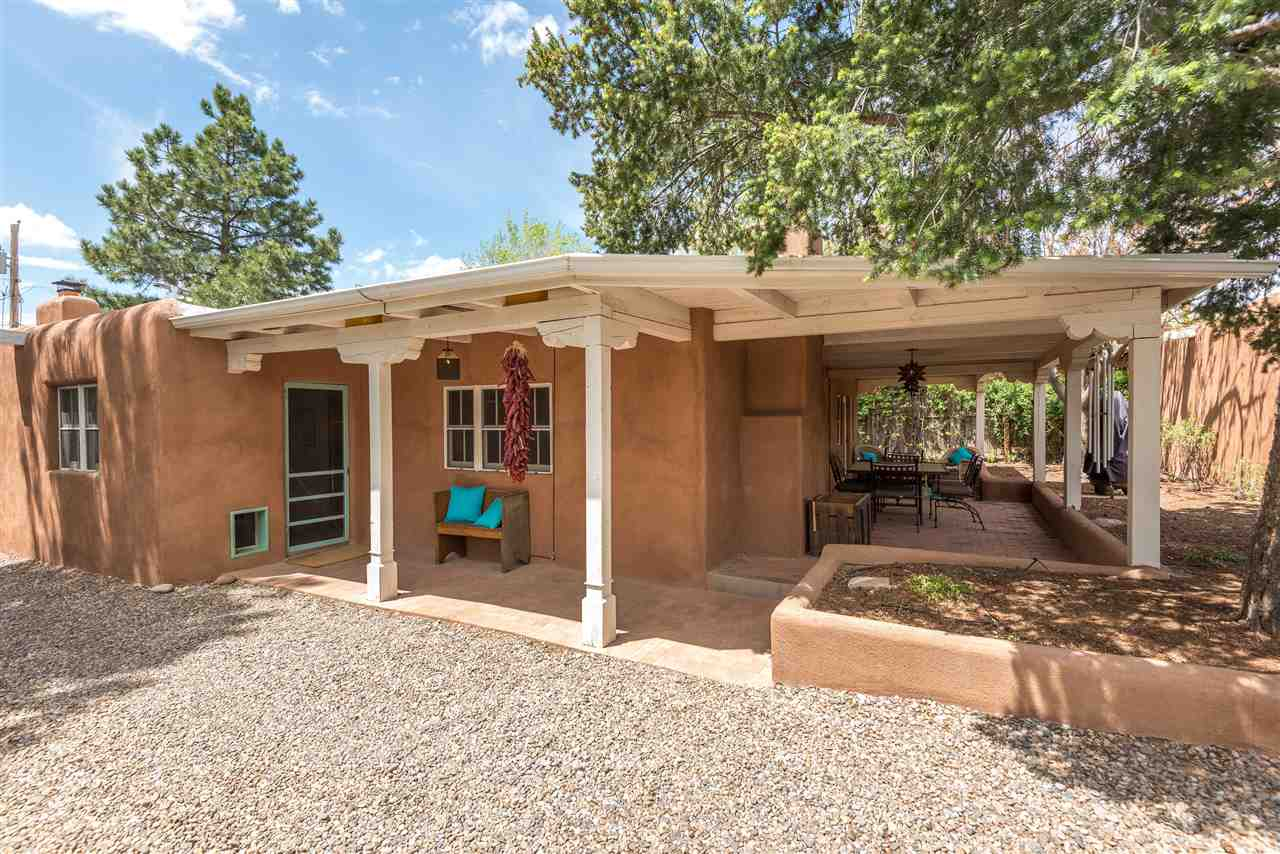 Real estate information city different realty santa fe for Home builders in new mexico