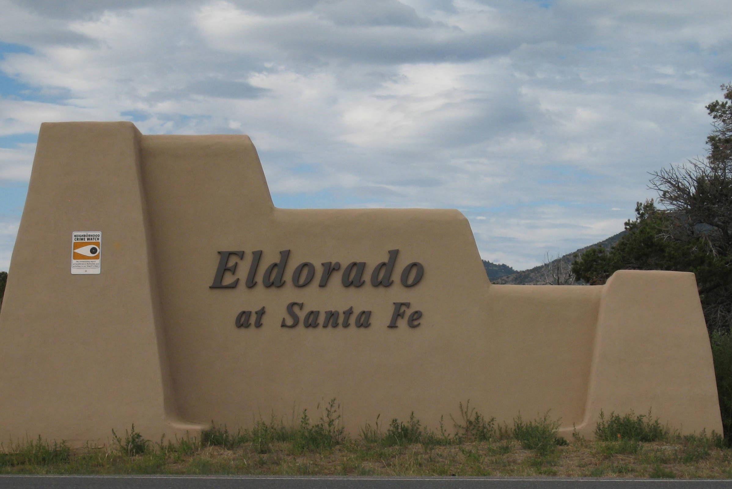 Old Town Santa Fe >> South Santa Fe