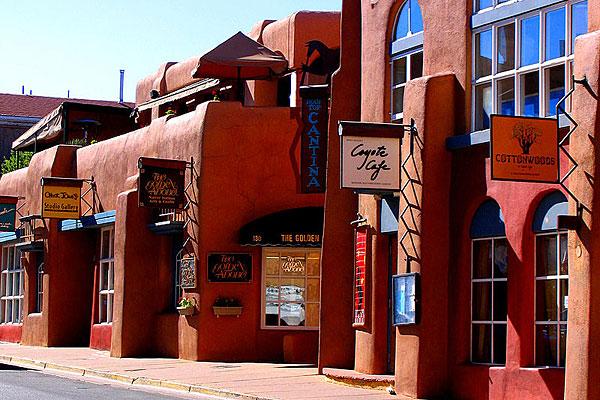 Best New Restaurants Santa Fe Nm